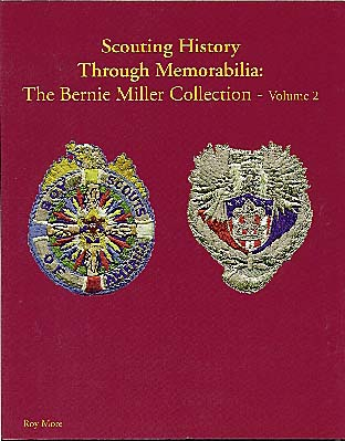 Boy Scout Scouting History Through Memorabilia book cover