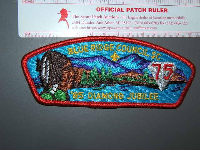 Blue Ridge C CSP