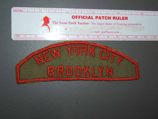 New York City/Brooklyn