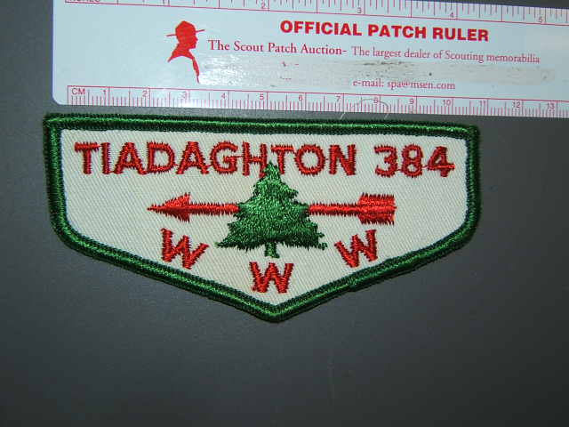 384 Tiadaghton F2 flap