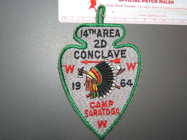 2-D '64 Conclave
