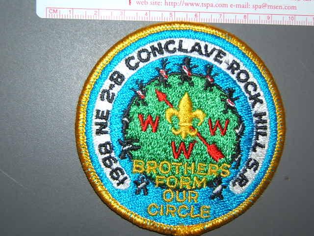 NE-2B 1998 Conclave