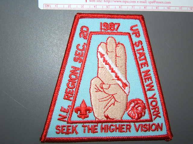 NE-2D 1987 Conclave