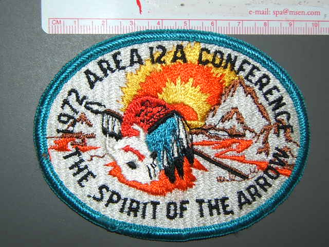 12-A '72 Conference