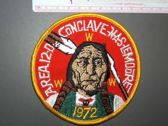 12-D '72 Conclave