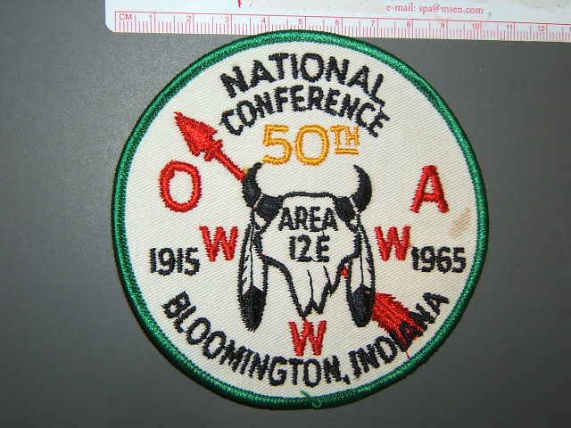 12-E '65 NOAC Contingent
