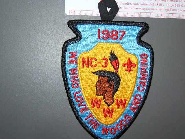 NC-3 1987 Conclave