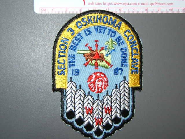 SC-3 1987 Conclave