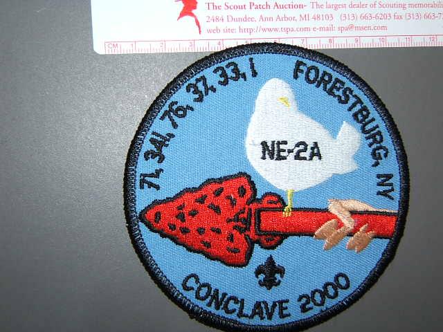NE-2A 2000 Conclave