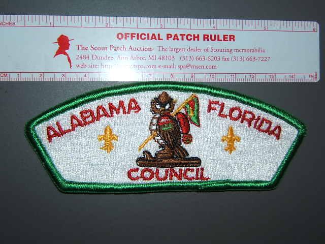 Alabama-Florida C CSP