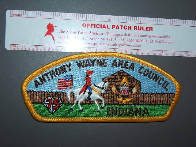 Anthony Wayne Ac CSP