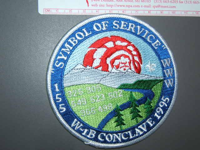 W-1B 1995 Conclave