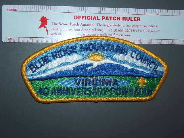 Blue Ridge Mtn. C CSP
