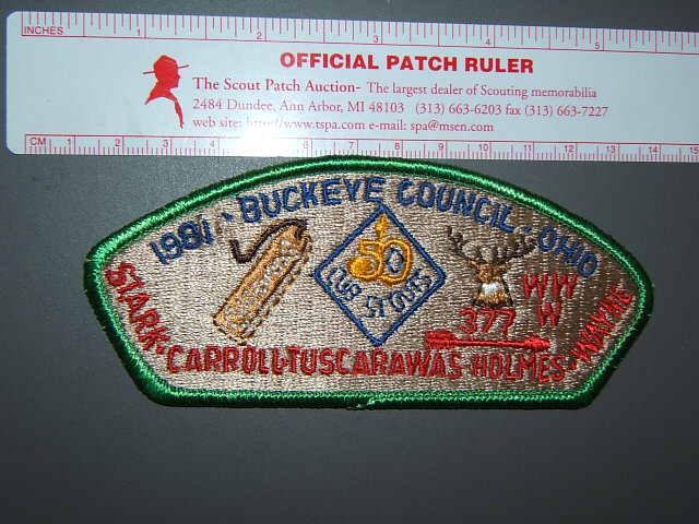 Buckeye C CSP