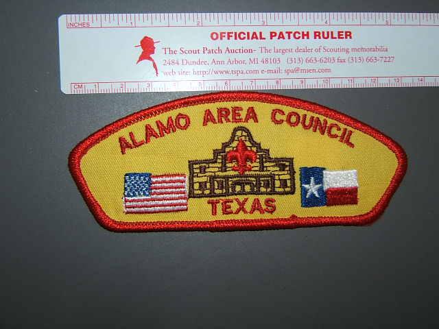 Alamo Ac CSP