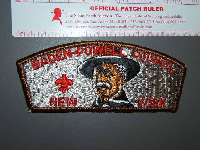 Baden-Powell C CSP