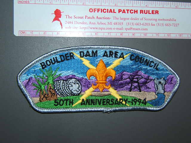 Boulder Dam Ac CSP