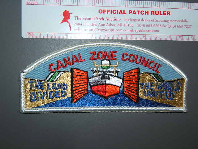 Canal Zone C CSP