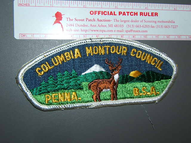 Columbia Montour C CSP