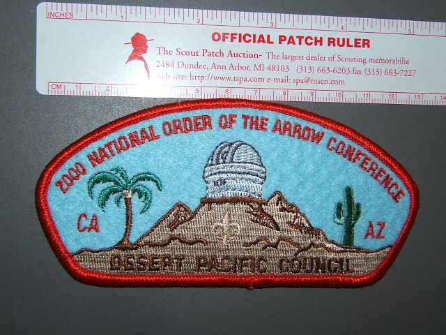 Desert Pacific C CSP