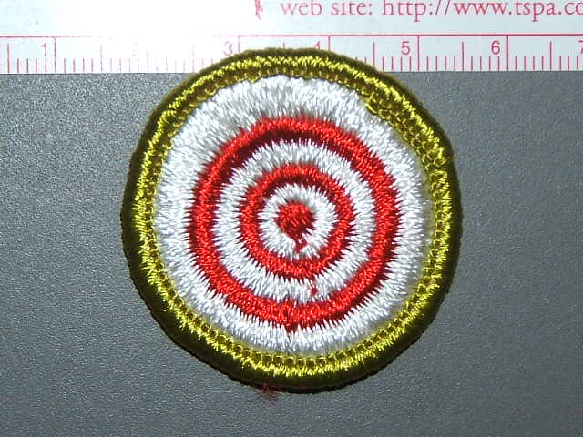 Markmanship (rifle & shotgun s green border, cb