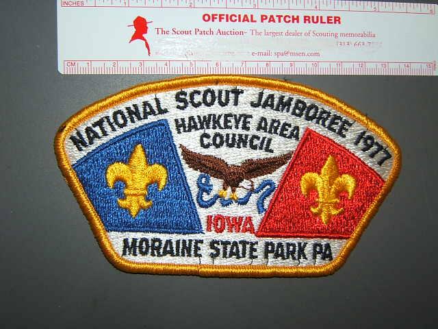 1977 Hawkeye Area JSP