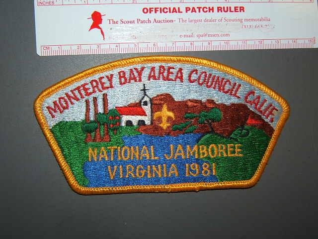 1981 Monterey Bay Area JSP