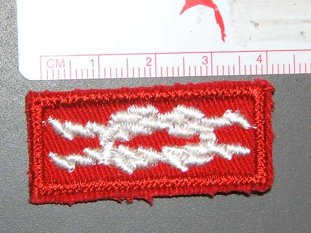 OA DSA square knot