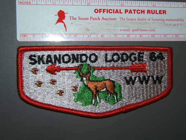 64 Skanondo flap