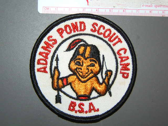 Adams Pond Scout Camp