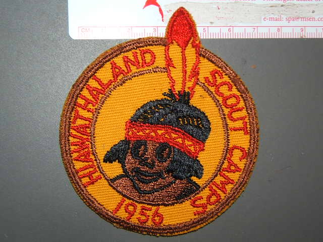 Hiawathaland Council Scout Camps '56 Michigan