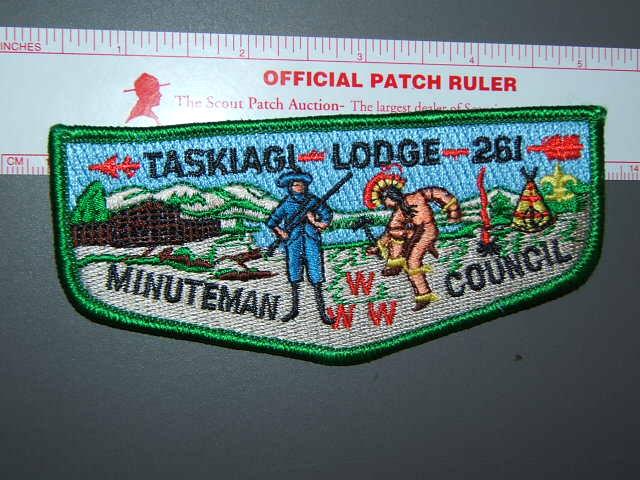 261 Taskiagi flap