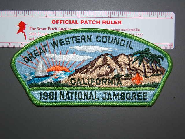 1981 Great Western GRN JSP