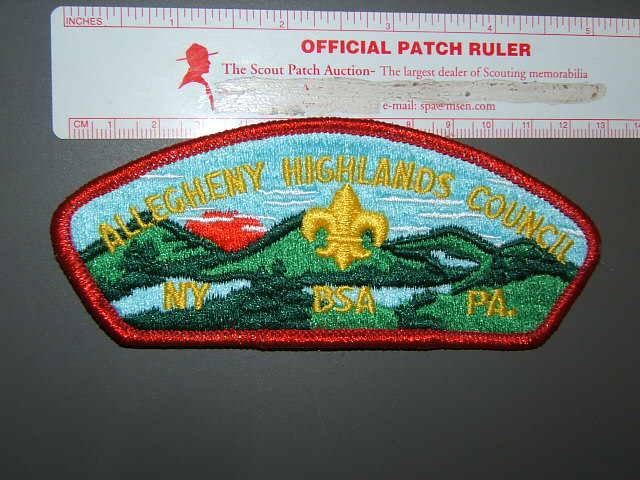 Allegheny Highlands C CSP