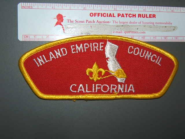 Calif. Inland Empire C CSP