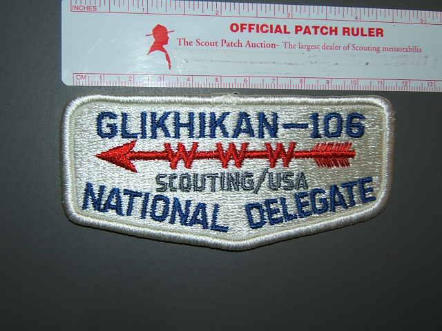106 Glikhikan flap