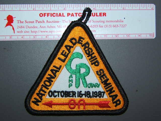 1987 NLS Camp Rotary