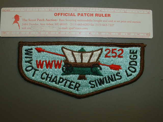 252 Siwinis chapter flap