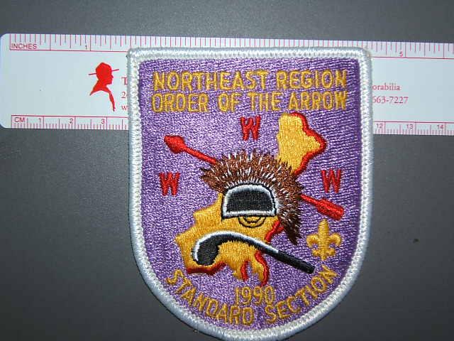 1990 NE Region standard section patch