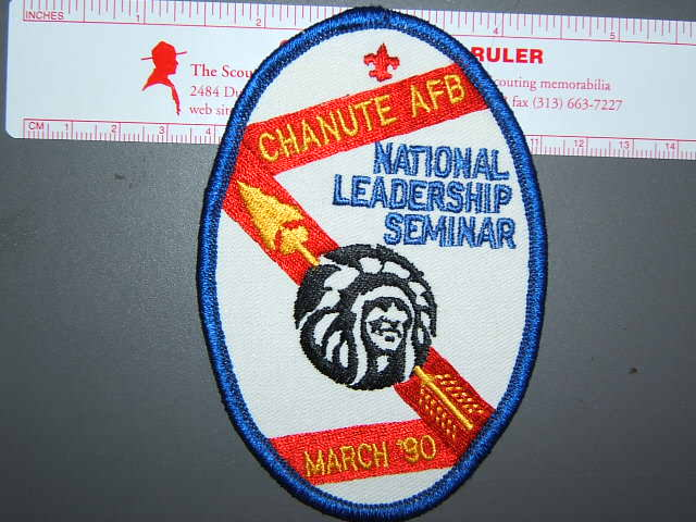 1990 NLS Chanute AFB