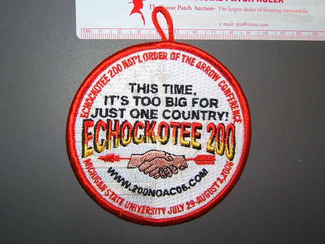 200 Echockotee round