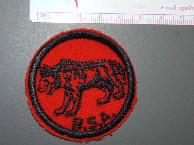 Hyena Patrol Medallion