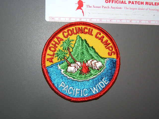 Aloha Council Camps