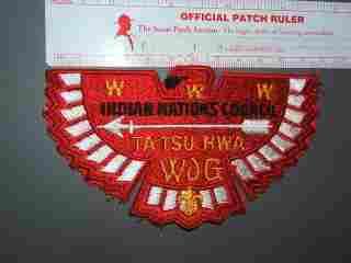 138 Ta Tsu Hwa flap