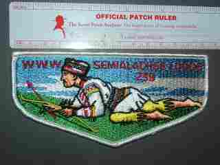 239 Semialachee first flap