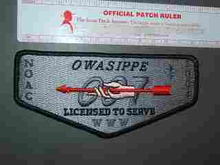 7 Owasippe flap