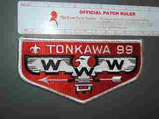 99 Tonkawa flap