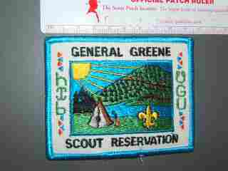 General Greene Scout Reservation