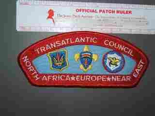 Transatlantic C CSP