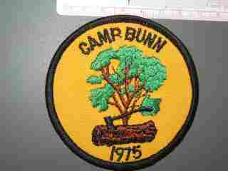 Camp Bunn '75 Abraham Lincoln Council